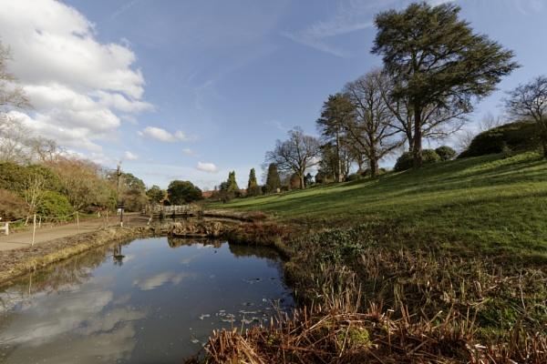 Wisley Gardens by vickylou