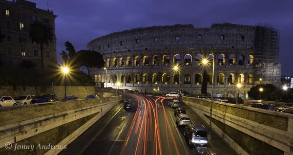 Coliseum by JonnyNI