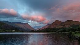 Llyn Padarn Sunset