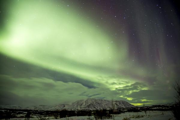 Aurora Borealis by MossyOak