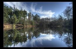 Oval Pond - Ufton Nervet