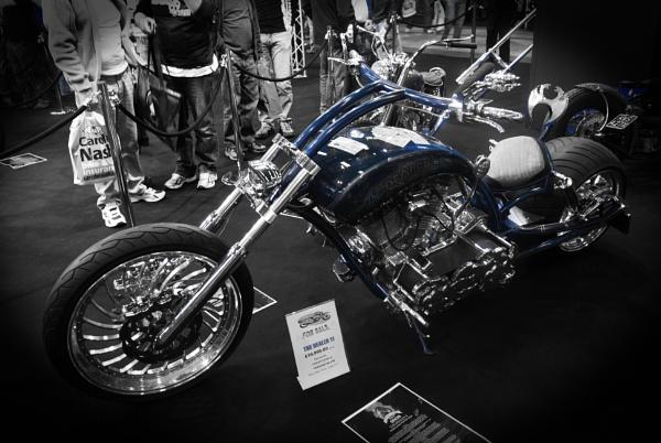 custom bike by ginz04