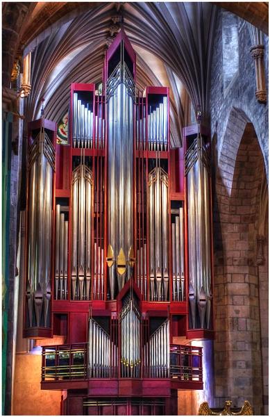 The Church Organ by johnriley1uk