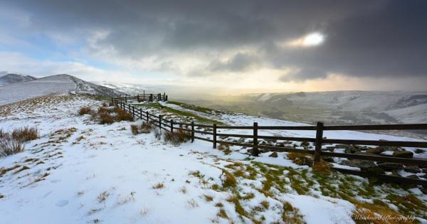 Ridge Snow by kojak