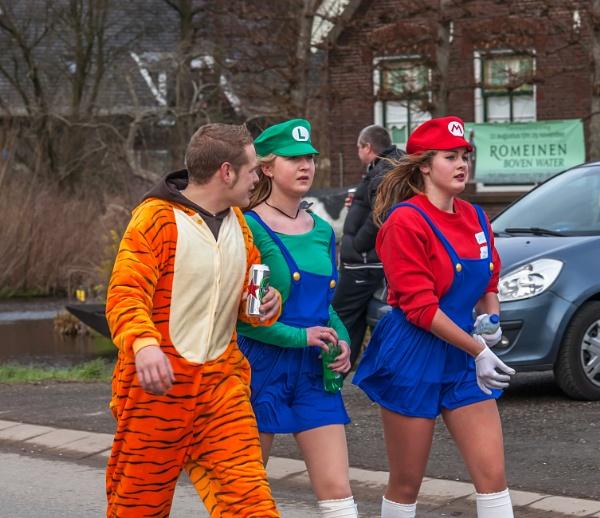 Carnival parade Reeuwijk 2016 by kuipje
