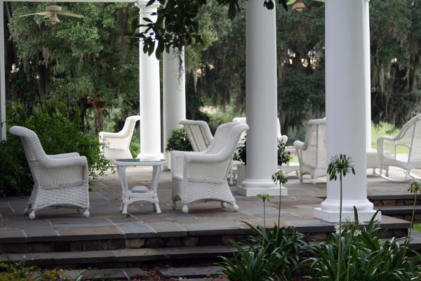 .... back porch ..... by Nesto