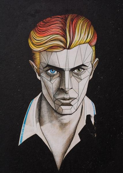 David Bowie by Phantom7