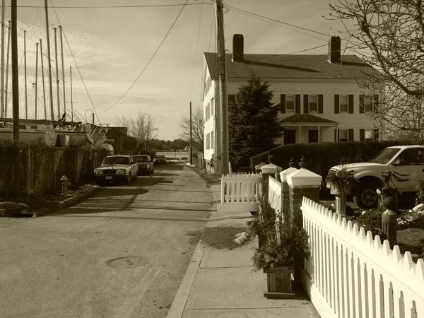 ~ Company Street, Warren, R.I. by LexEquine
