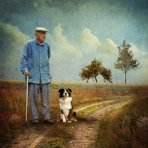 The Shepherd - Days gone by by Scaramanga