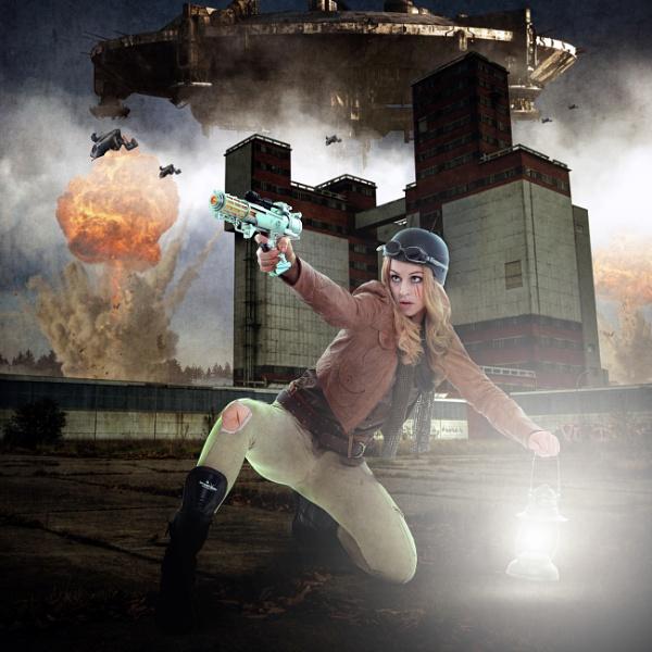 Invasion!! by Scaramanga