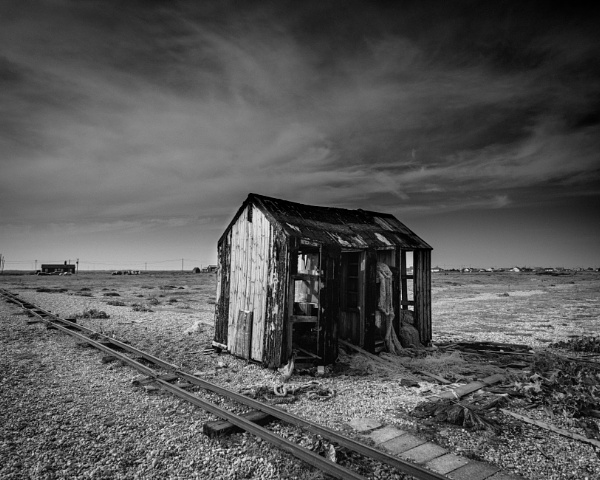 That Hut by SteveCharles