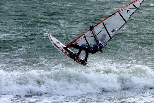 Windsurfer by Toadie