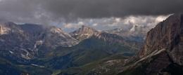 Dappled Dolomites