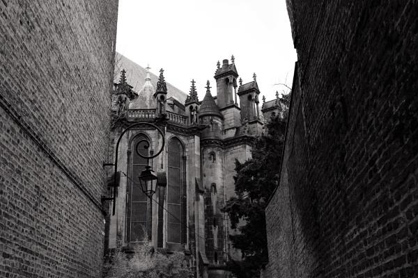 hidden church by HoneyT