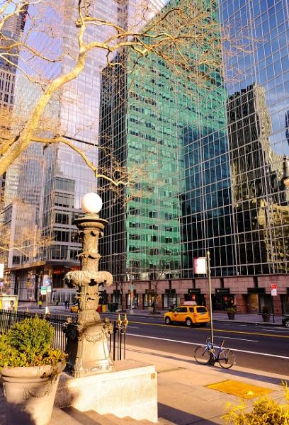 Bryant Park Manhattan by Pricegrah