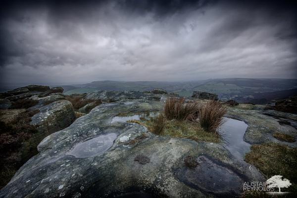 Froggat Edge by sprock