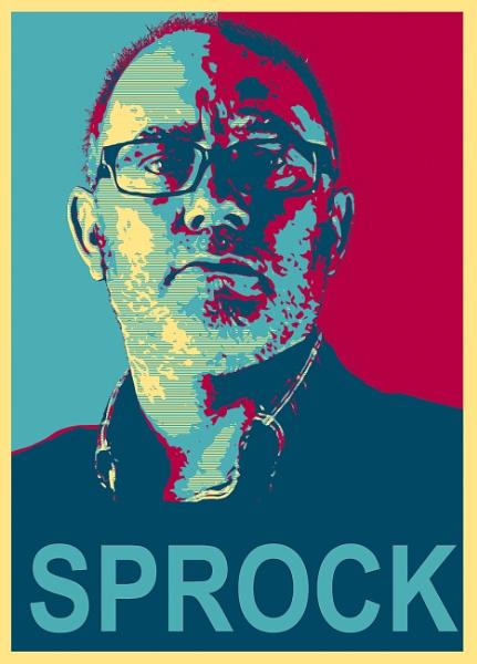 Barack Ob..  er I mean me.  by sprock