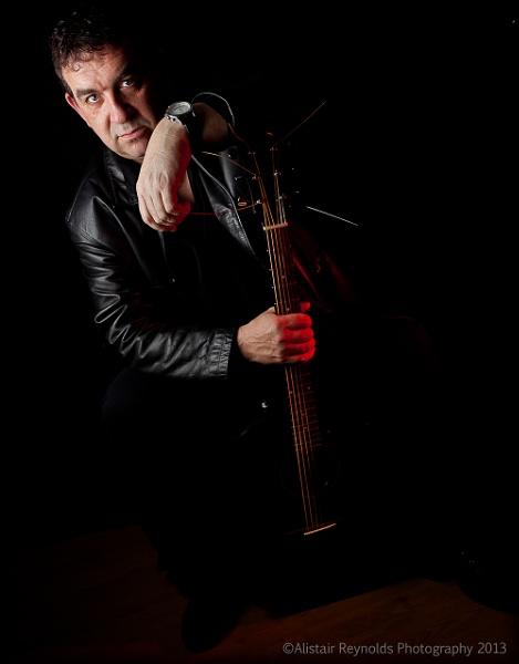 Dave Berridge , Album shot by sprock