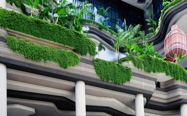 Parkroyal Hotel Singapore by StevenBest