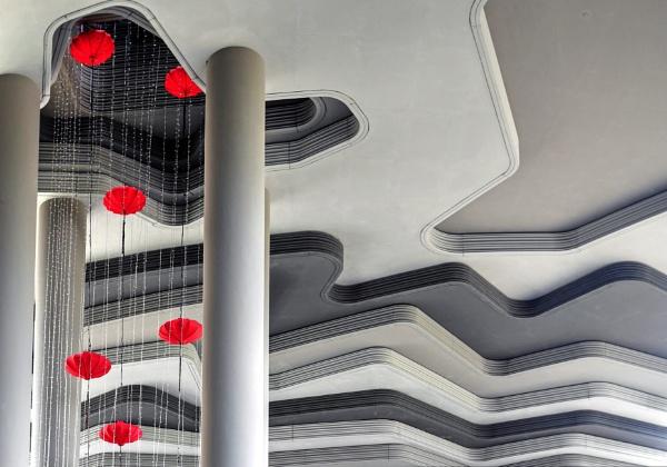 Parkroyal on Pickering Singapore by StevenBest