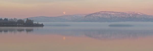 Loch Lomond sunrise by briand47