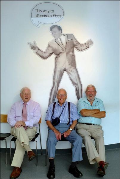 Hopeful trio! by salopian