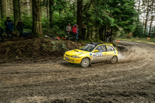 Cambrian Rally 2016 by Spencer1966