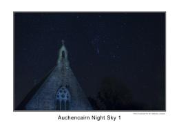 'Stars Shining Bright Above Me'