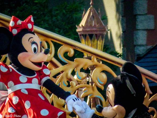 Minnie found her prince. by Nick_El