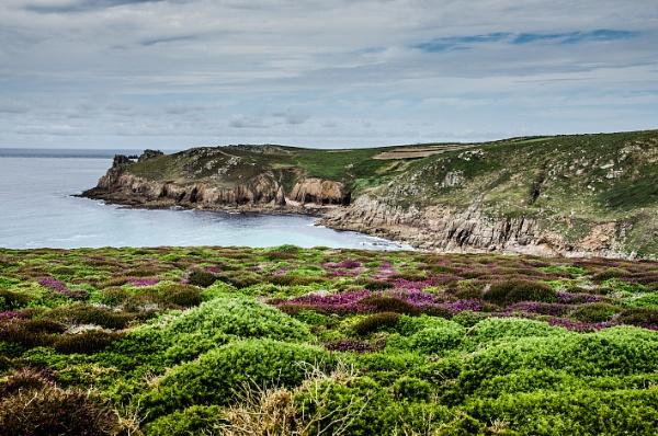 Cornish Coast by NathalieM