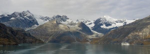 Glacier Bay Alaska by dhpaget
