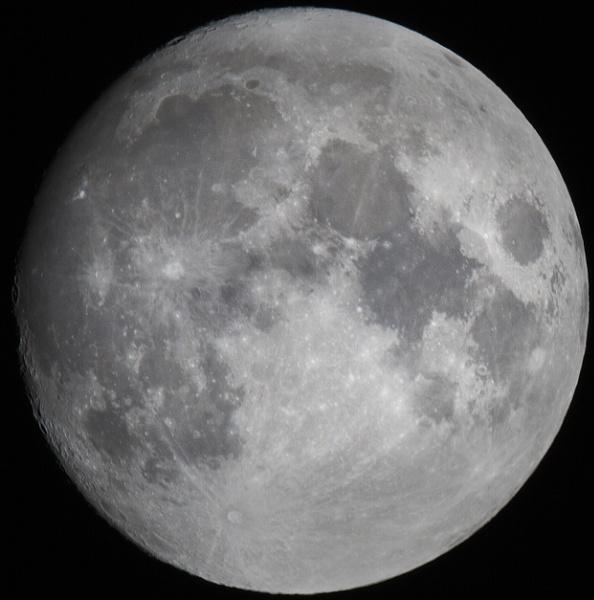 Virginia Moon III by GGAB