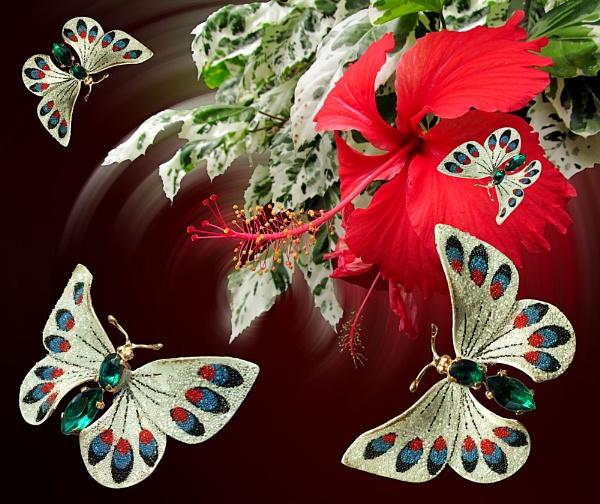 Butterfly Fantasy 12 by pamelajean