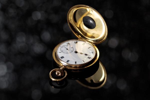 "\""Gold Watch\"" by Willmer"