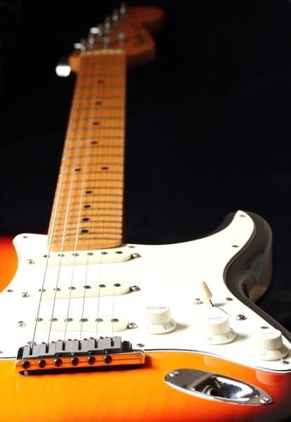 Fender Stratocaster by Bigdenbo
