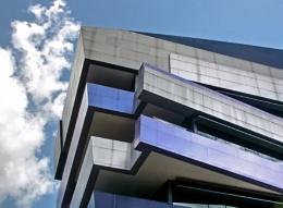 Interpol building Singapore