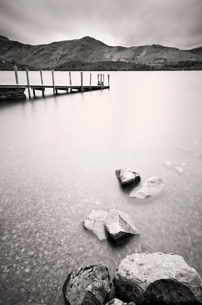 Derwent Water, Cumbria by bart_hoga