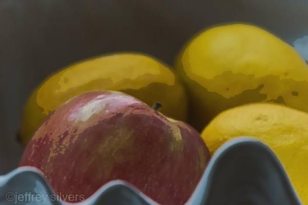 A basket of fruit by cats_123