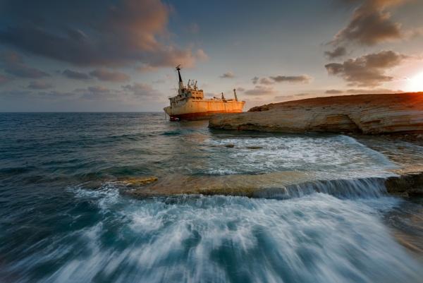 Edro 3 shipwreck by aeras