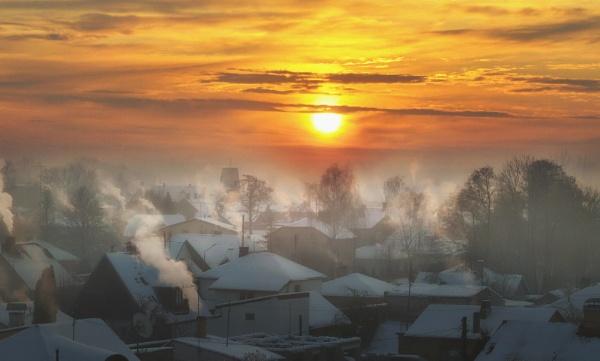 Sunrise 31.0112 | Phovid.net by ginchus