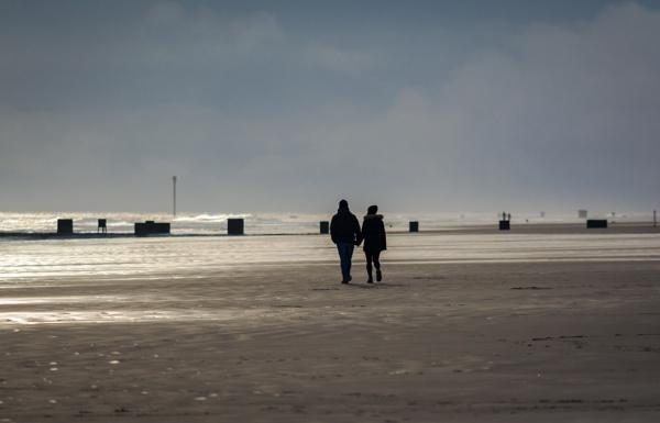 Winter Walk by Gillken