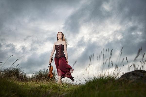 Violin by Carri