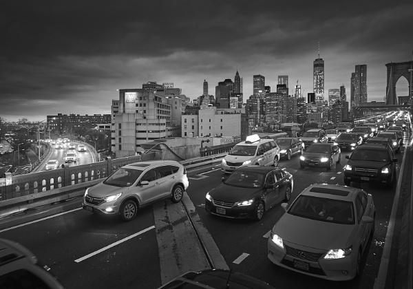 Rush Hour by galskjaer