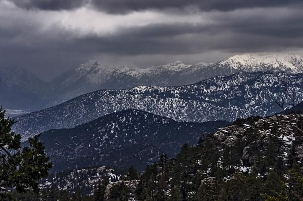 Taurus Mountains by nonur