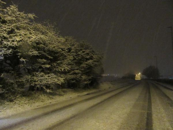 cold road by alixzan