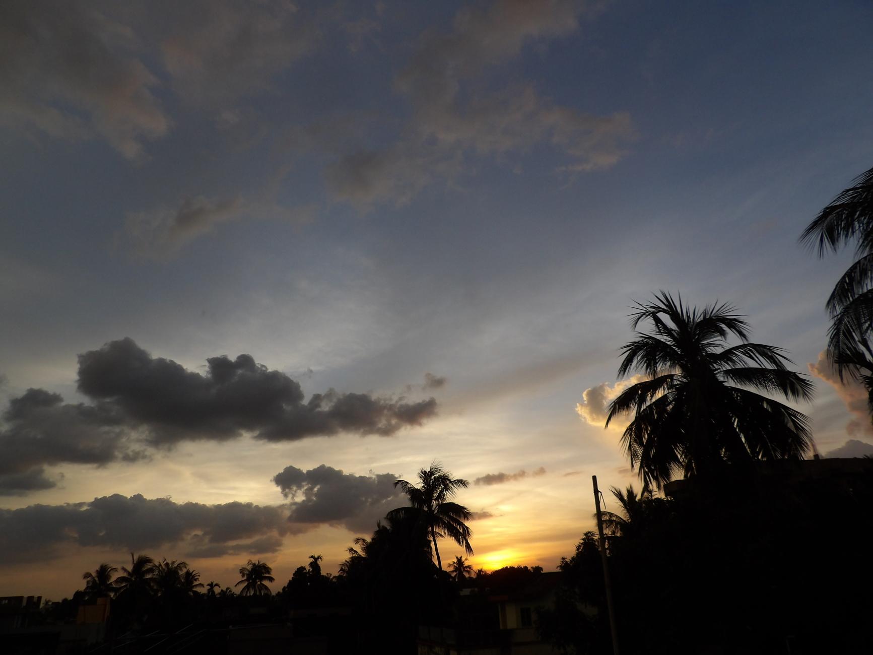 My Town Sunset.