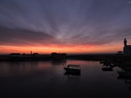sunset.reddness./Monastir-Tunisia
