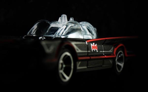 Batmobile by DaveRyder