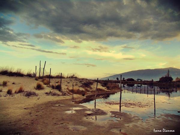 The Sky by idiabb