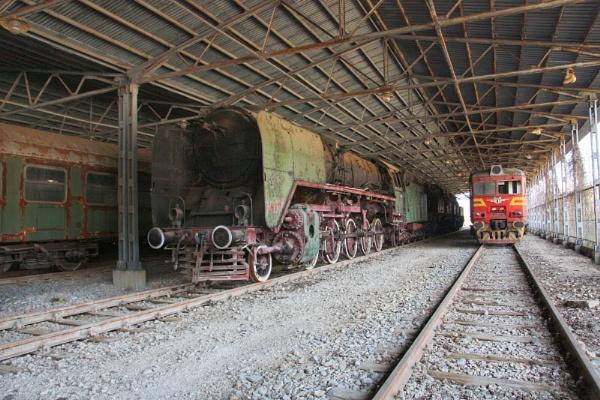 Train spotting 3 by jocas